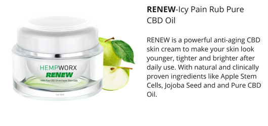 renew hempworx cream