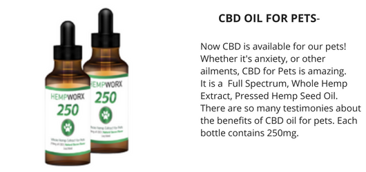 hempworx pet cbd oil