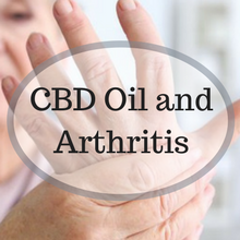 CBD Oil and Arthritis