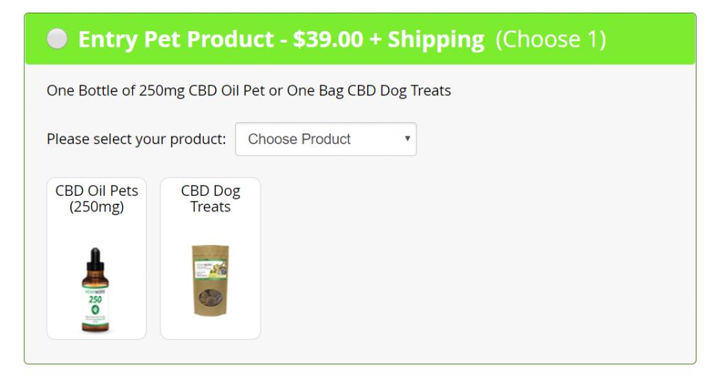 buy hempworx pet products