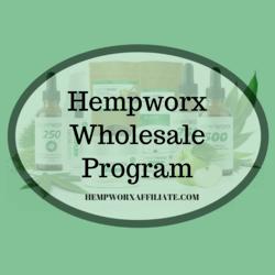 Hempworx Wholesale Program