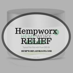 Hempworx RELIEF