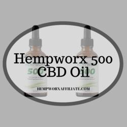 Hempworx 500 CBD Oil