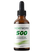 Hempworx 500 CBD Oil for Neuropathy