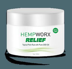 hempworx cbd relief cream