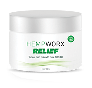 hempworx cbd relief cream
