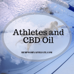 Athletes and CBD Oil