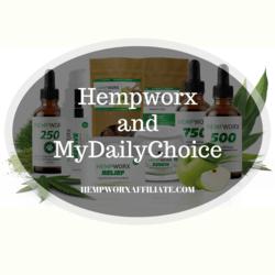 Hempworx and MyDailyChoice