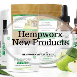 Hempworx New Products