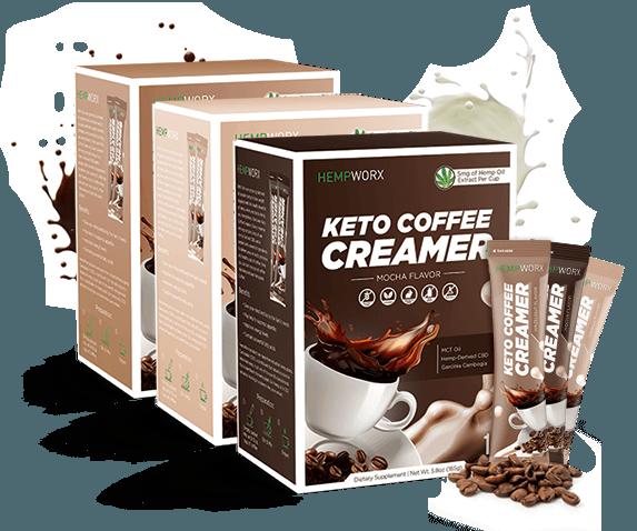 Hempworx KETO COFFEE CREAMER